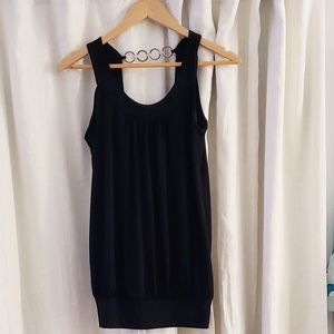 Black dress tank FINAL PRICE